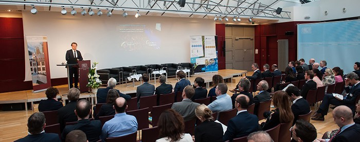 International Kick-Off of Europe's Leading Space Innovation ...