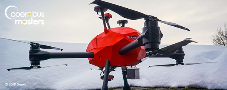 Myriad multicopter drone