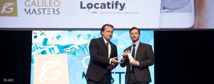 Locatify Galileo Master Winner 5G IoT Challenge Winner 2018