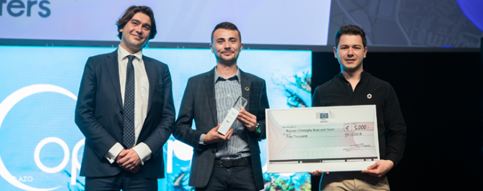 Copernicus Masters Sustainable Development Challenge Winner 2018