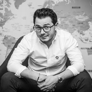 Polisensio COO Razvan Gheorghe Suta
