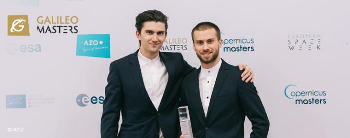 HIVE - the winner of the 2018 Galileo Masters Estonia Challenge