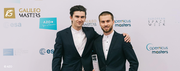 HIVE - the winner of the 2018 Galileo Masters Estonia Challenge