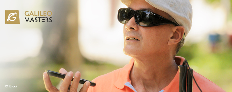 Routago - pedestrian navigation for blind people