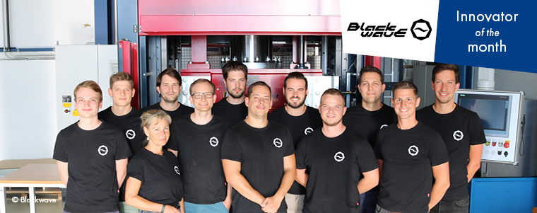 Innovator of the Month August - Blackwave