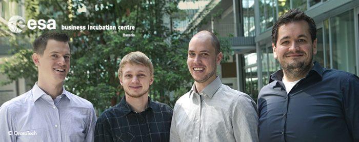 ESA BIC Bavaria startup OroraTech