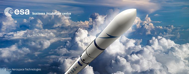 ESA BIC Bavaria Incubatee Isar Aerospace Technologies