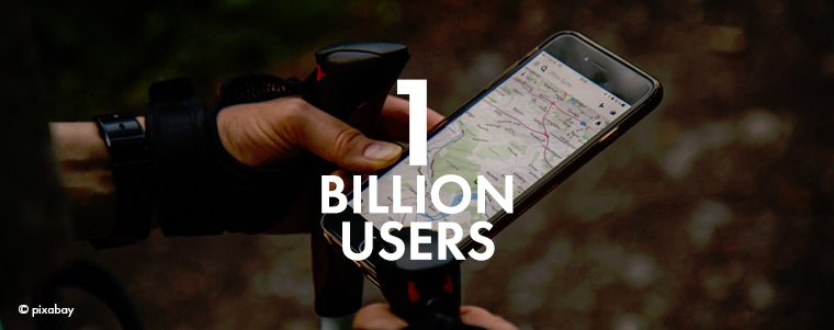 1 Billion Galileo Users