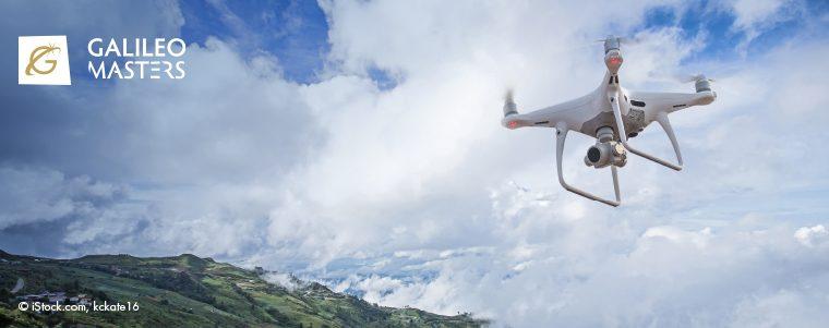 Galileo Masters Winner Drone Consultant