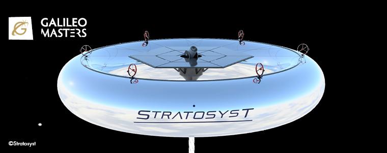 Stratosyst - Winner Galileo Masters 2018